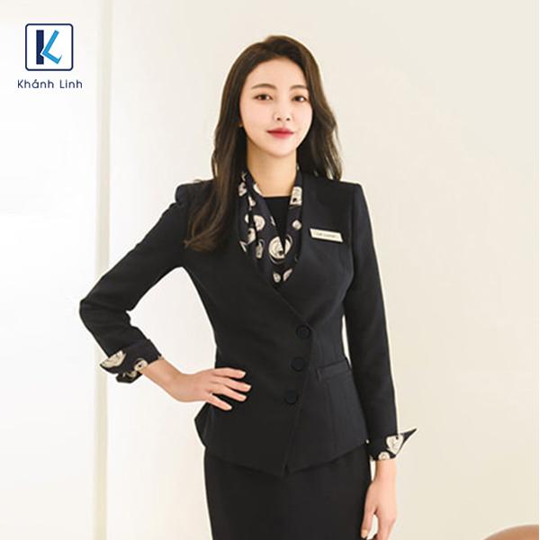 Đồng phục quản lý nhà hàng mẫu 14