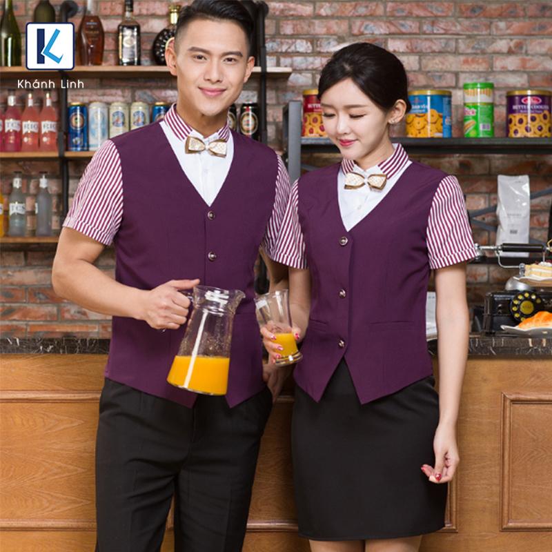 Đồng phục Cafe cho nhà hàng sang trọng