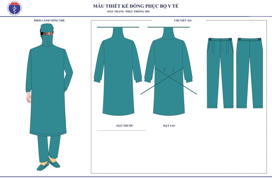 Trang phục phòng mổ